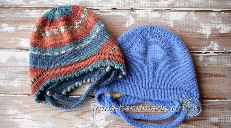Двойная шапка с ушками - основное фото 3