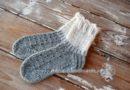 Детские носки с анатомической стопой - основное фото